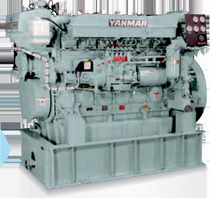 非常用発電機(50Hz用)AYシリーズ