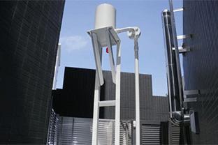 世田谷区マンション設置の発電機