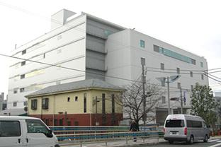 江東区企業ビル屋外設置発電機