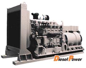 ディーゼル非常用発電機