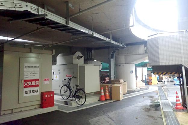 大阪市内高速道路点検